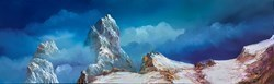 Cold Mountains by Philip Gray -  sized 39x12 inches. Available from Whitewall Galleries
